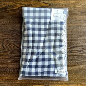 Pehr Checkmate Nursery Pillow COVER ONLY 12x16 NEW
